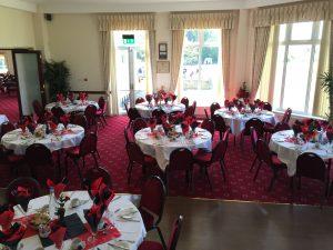 GC dining room